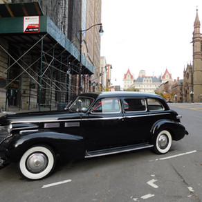 Classic Find! - 1940's Cadillac