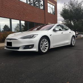 '20 Tesla S