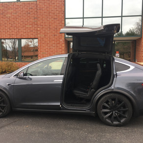 '20 Tesla X