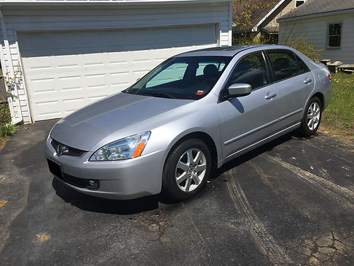 '06 Honda Accord