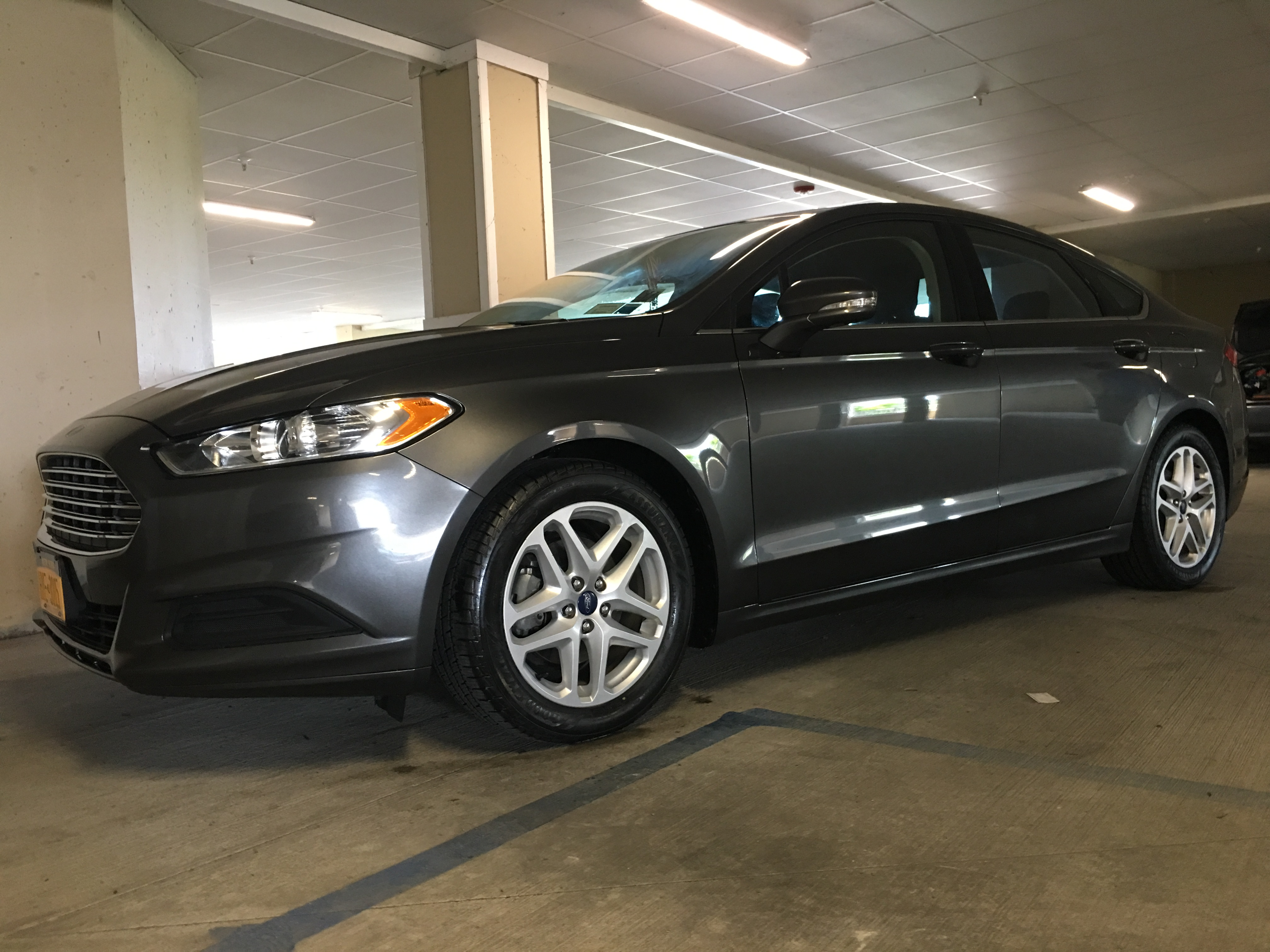 '15 Ford Fusion