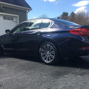 '20 BMW 5 Series