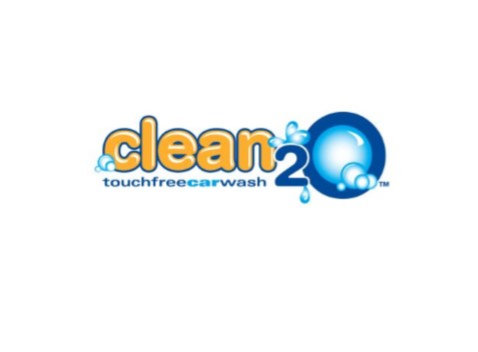 $5.00 Off Clean2O Touch Free Car Wash Gift Certificate (2 Washes)