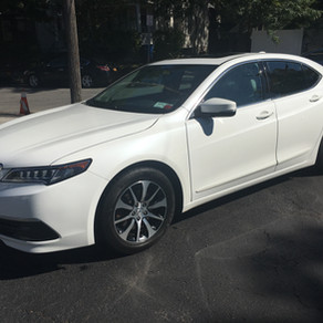 '16 Acura TLX