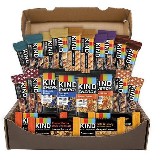 KIND Bars Favorites Snack Box, 22/BX