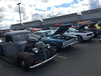Curtis Lumber Car Show - Ballston Spa, NY