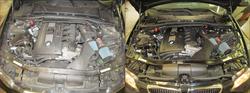 09 BMW 335i Engine