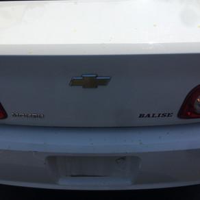 '12 Chevy Malibu