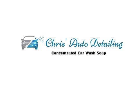Premium Car Wash Soap (8 Oz.)