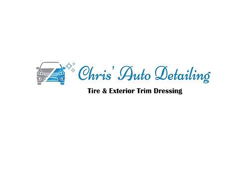 Tire & Exterior Trim Dressing (1 Qt.)