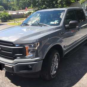 '19 Ford F-150