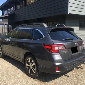 '19 Subaru Forester + Beautiful View of the Hudson River!