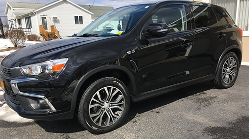 Winter Detail Package: 2-Row SUV