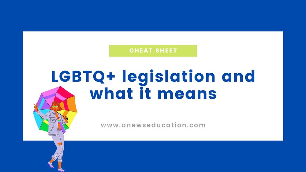 graphic about lgbtq+ rights legislation