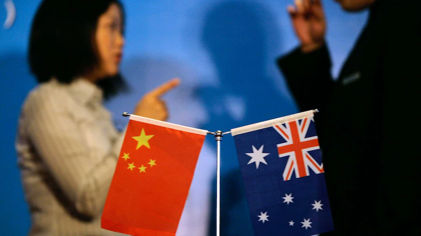China-Australia relations