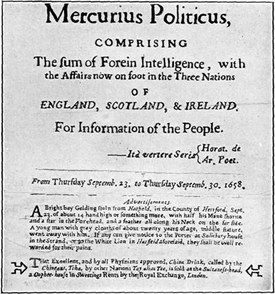 Mercurius Politicus