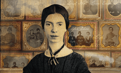 Women in the Arts: Emily Dickinson
