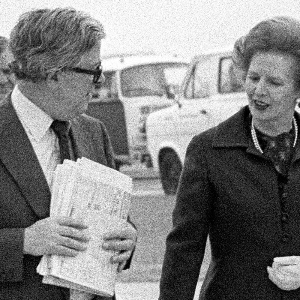 Maragret Thatcher