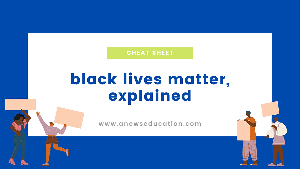 graphic for blm