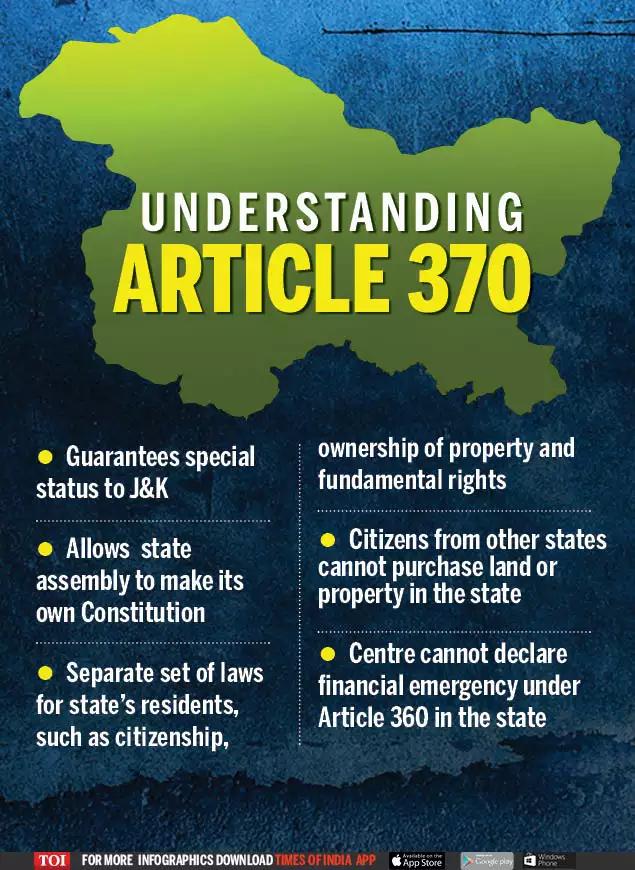 understanding Article 370