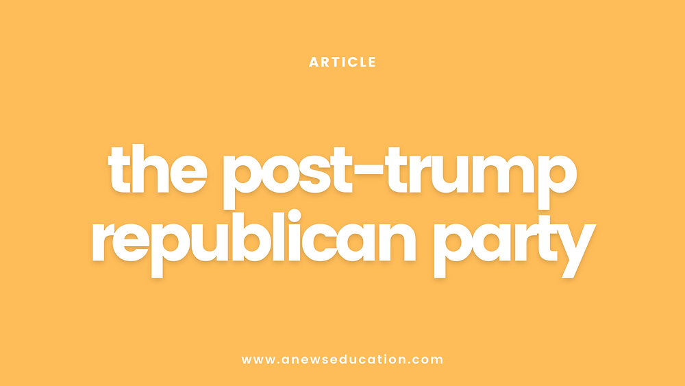 the post-trump republican party