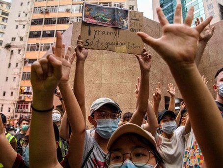 The UK's Stance on Protests in Hong Kong