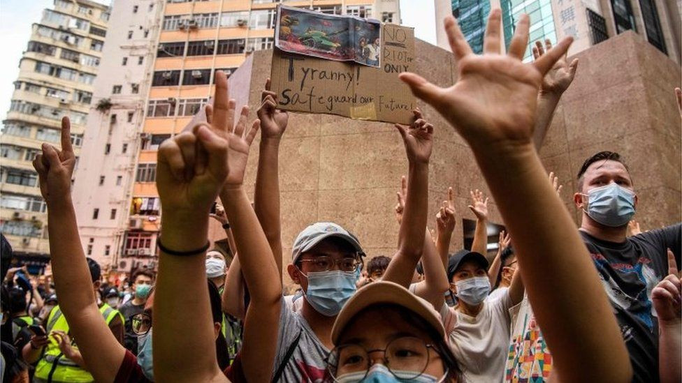 protests against new laws