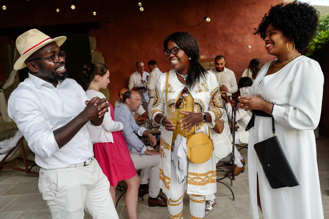 Wedding Scène de Mariage