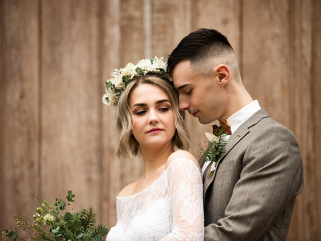 Mariage d'Hiver | Chic & Eco-responsable