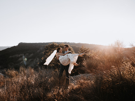 Un mariage authentique et intimiste dans la Drôme Provençale