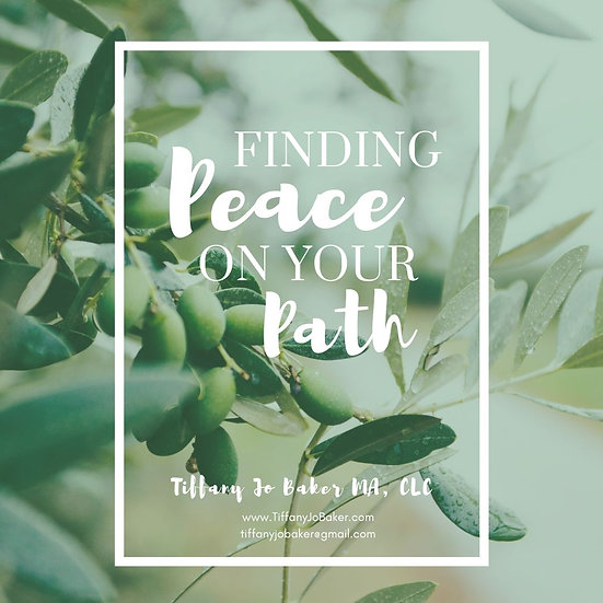 Finding Peace on Your Path