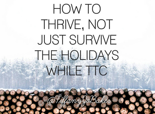 Thriving, not Just surviving the Kid-centered Holidays!