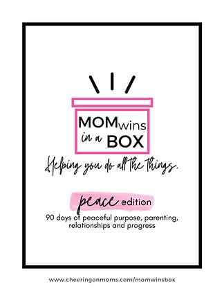Mom Wins in a Box (90 days)