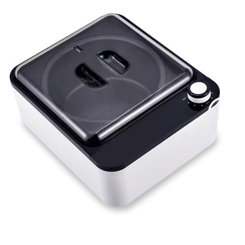 Non-Stick Wax Heater in White