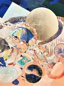 """近藤 守・曵地聡美 日本画展 ~今注目の若手が描いた """"陸""""と""""海""""~ 3"""