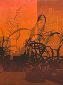 """近藤 守・曵地聡美 日本画展 ~今注目の若手が描いた """"陸""""と""""海""""~ 2"""