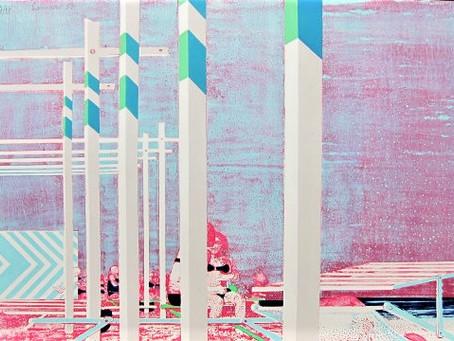 ジジ・ペドロ―リ版画展2019ー3 レオナルド・クレモニーニ