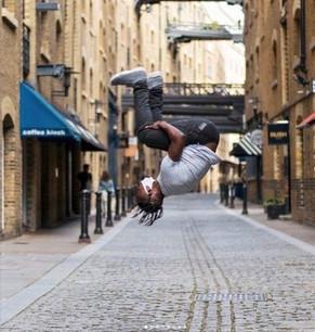 Issac Elite UK Dancer