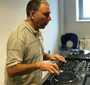 Birthday DJ workshop