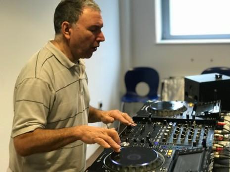 Birthday DJ workshop