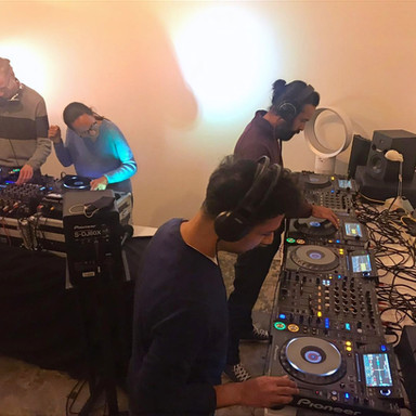 Group DJ Workshop