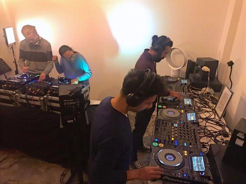 Group DJ Workshop
