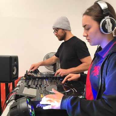 DJ Worshop