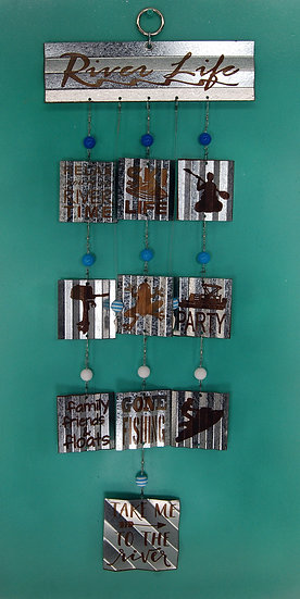 River Life Wind Chime