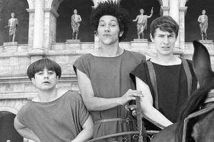 ACK Client News: ITV2's Plebs commissioned for third series