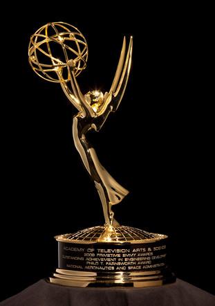 International Emmy for Jamie Johnson!