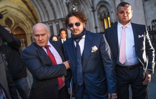 Depp v News Group Newspapers Limited and Dan Wootton
