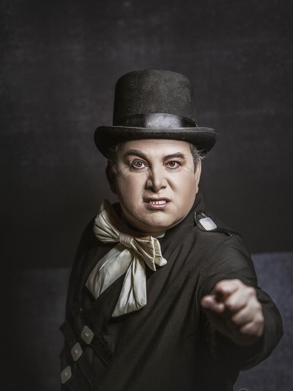 Mario Beller es Alguacíl Bamford