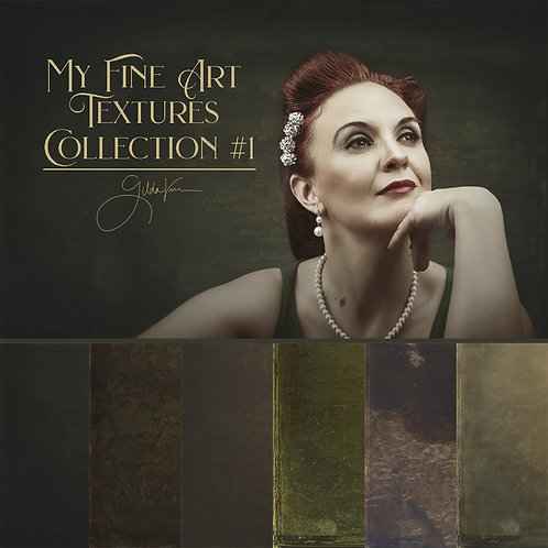 My Fine Art Textures Collection #1