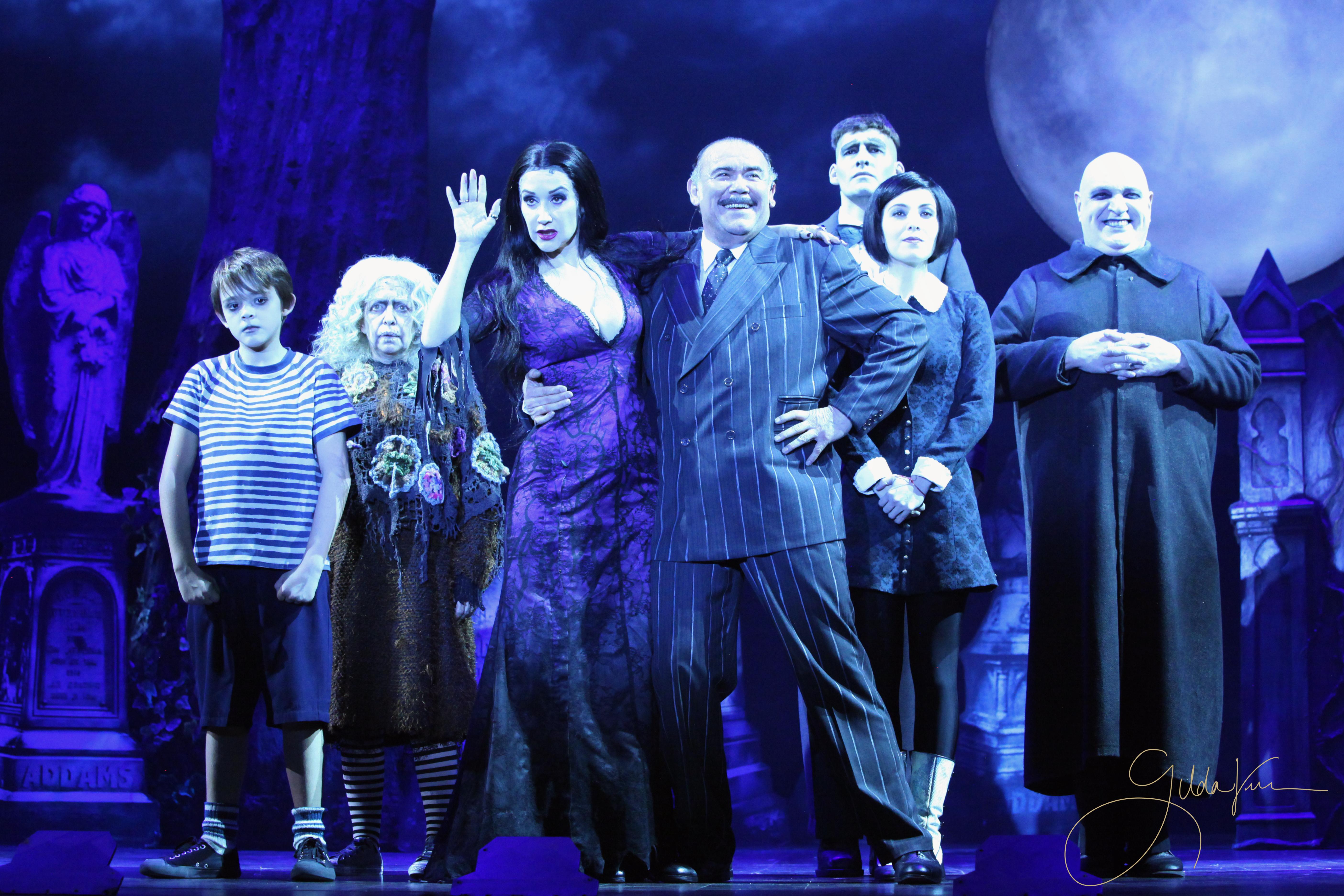 La Familia Addams México